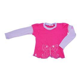 Camiseta Manga Longa Infantil - Borboleta - cod. 8037