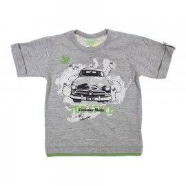 Imagem - Camiseta Infantil de Menino Manga Curta  - 6028-style
