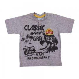 Imagem - Camiseta Infantil Gijo Kids - 6207-classic