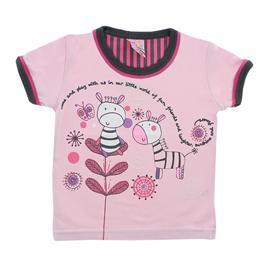 Imagem - Camiseta Estampada Friends Giraffe 7821 - 7821modelo1