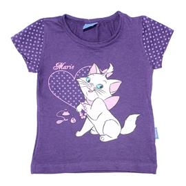 Imagem - Camiseta Gatinha Marie - Cód. 7837 - 7837modelo1