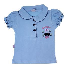 Camiseta Gola Polo Sweet 3548