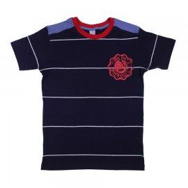 Imagem - Camiseta Infantil Menino Bonnemini - 6863-marinho