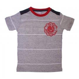 Imagem - Camiseta Infantil Menino Bonnemini - 6863-cinza