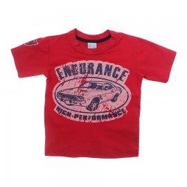 Imagem - Camiseta Infantil Gijo Kids - 6207 - Vermelho Endurance