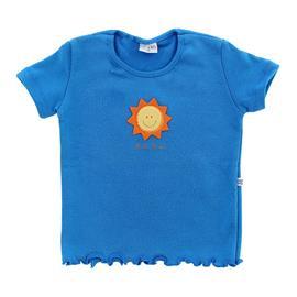 Imagem - Camiseta Infantil - Verão Menina - cod. 8004 - 8004azul