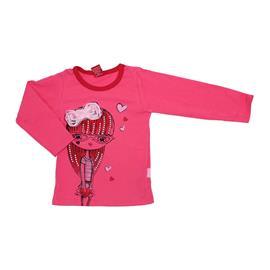 Camiseta Infantil Menina - Cód. 7875