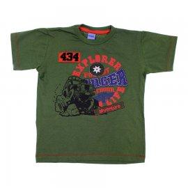 Imagem - Camiseta Infantil Menino Kids Minis  - 6799-verde