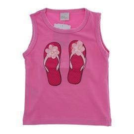 Imagem - Camiseta Regata Infantil Sandalias - 9047 - 9047