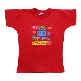 Imagem - Camiseta Infantil Manga Curta Menina - cod. 8027 - 8027