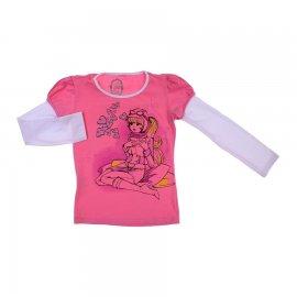 Imagem - Camiseta Manga Longa Penélope Charminho - 5964-chiclete