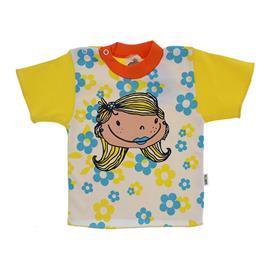 Imagem - Camiseta Infantil Menina  - 8000-mod.4