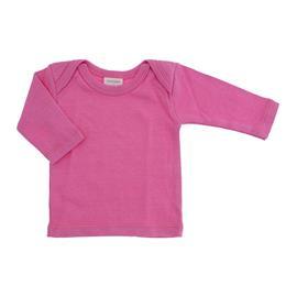 Imagem - Camiseta para Bebê Manga Longa de Suedine - 35826