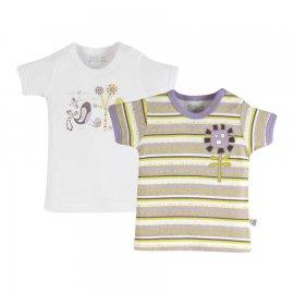 Imagem - Camiseta para bebê Zigmundi kit 2 peças - 7151-kit-2 camisetas-zigmundi-florf