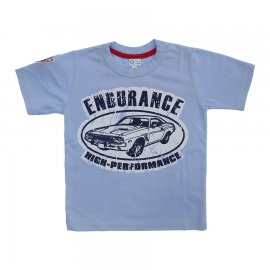Imagem - Camiseta Infantil Gijo Kids - 6207 - Azul Endurance