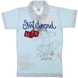 Imagem - Camiseta Polo Infantil - Menino - Kids Minis - cod. 7003 - 7003