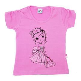 Imagem - Camiseta Princesa 7881 - 7881modelo1