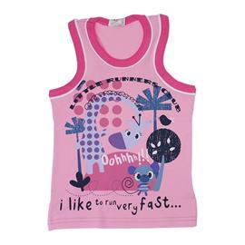 Imagem - Camiseta Regata Little - Cód. 7847 - 7847modelo1