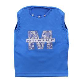 Imagem - Camiseta Regata para Menina - cod. 7990 - 7990azul