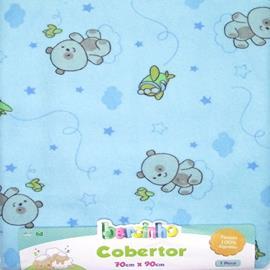 Cobertor para Bebê Bercinho Sortido