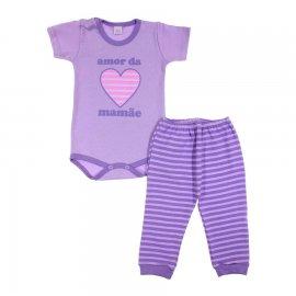 Imagem - Conjunto de Bebê Amor da Mamãe 6545 - 6545