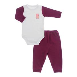 Imagem - Conjunto de Body e Calça Lapuko - 10065-body-calça-lapuko-violeta