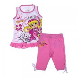 Imagem - Conjunto Infantil Penélope Charminho 6175 - 6175 - Branco