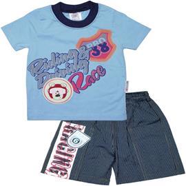 Imagem - Conjunto Infantil para Menino Race - 4836-conj. infantil Race Azul