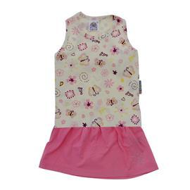 Imagem - Conjunto Infantil Feminino Primavera  - 4838-conj-feminino-primavera-rosa
