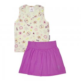 Imagem - Conjunto Infantil Feminino Primavera  - 4838-Conj. Feminino Primavera Pink
