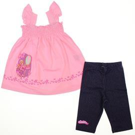 Imagem - Conjunto Infantil Penélope Charmosinha 5868 - 5868-rosa