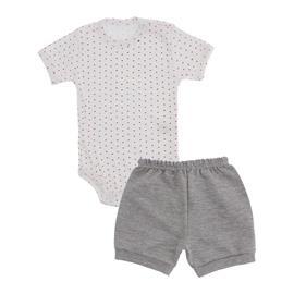 Conjunto para de Body e Shorts