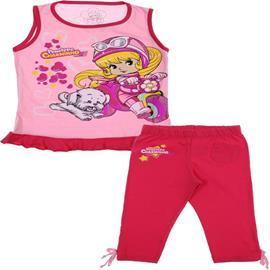 Imagem - Conjunto Infantil Penélope Charminho 6175 - 6175 - Rosa