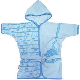 Imagem - Roupão de Banho Infantil - 2933 Azul Bebê