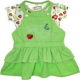Conjunto Salopete para Bebê e Blusa Marisol - 5586