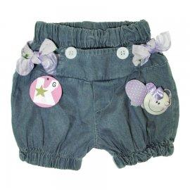Imagem - Shorts Jeans para Bebê - 5568
