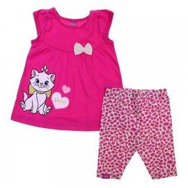 Imagem - Conjunto de Bebe Gatinha Marie - 5910-conj.marie-pink