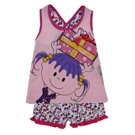 Imagem - Conjunto de Menina Infantil Presente 4831 - 4831 - rosa