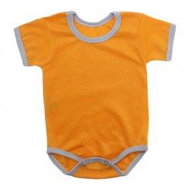 Imagem - Body Bebê em Ribana Lapuko - 10084-body-mc-ribana-amarelo-ouro