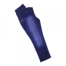 Imagem - Calça Jeans Feminina Espaço Teen  - 6814-Calça Jeans Feminina Espaço Te