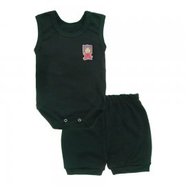 Imagem - Kit Body Regata e Short Masculino Lapuko - 10214-body-short-verde-musgo