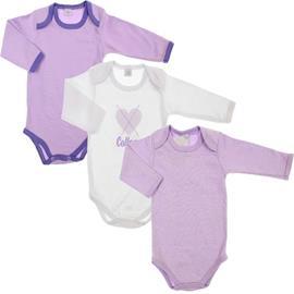 Body de Bebê Heart 3 Peças 5853