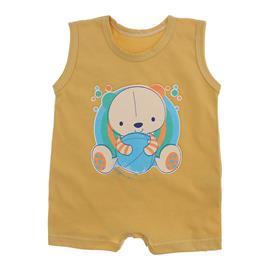 Macacão de Bebê Curto Lapuko Menino