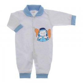 Imagem - Macacão de Bebê Lapuko - 10068-macacao-explorador-azul-bebe