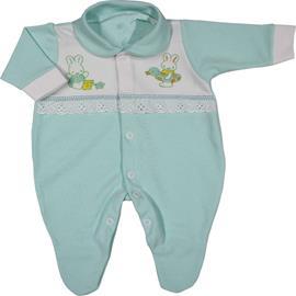 Imagem - Macacão de Bebê Prematuro 6197 - 6197-verde