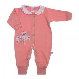 Imagem - Macacão de Bebê Menina Bicho Molhado - 5997