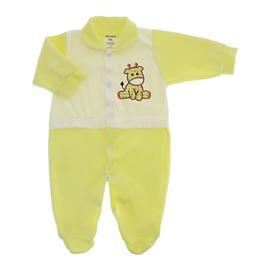 Macacão para Bebê de Plush Lapuko