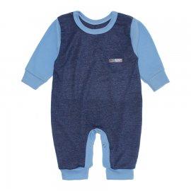 Imagem - Macacão para Bebê Menino Lapuko - 10262-macacao-menino-azul-mescla