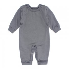 Imagem - Macacão para Bebê Lapuko - 10266-macacao-lapuko-cinza