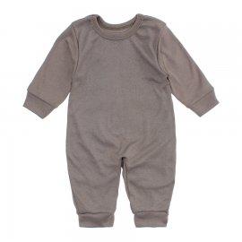 Imagem - Macacão para Bebê Lapuko - 10266-macacao-lapuko-marrom
